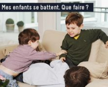 Mes enfants se battent. Que faire ?