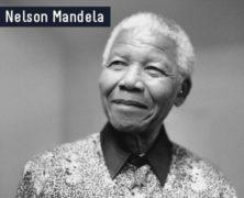 Nelson Mandela. Une vie pour la justice et l'égalité