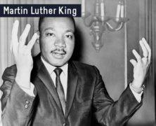Martin Luther King. Faire de nos vies une réalité