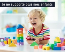 Je ne supporte plus mes enfants