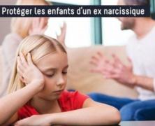 Mon ex est narcissique, comment protéger les enfants ?
